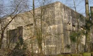 .Det enorme Blockhaus V-2 anlæg