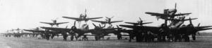 Storangreb med Mistel fly fra Frankrig